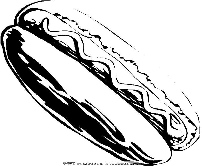 简笔画 设计 矢量 矢量图 手绘 素材 线稿 800_658