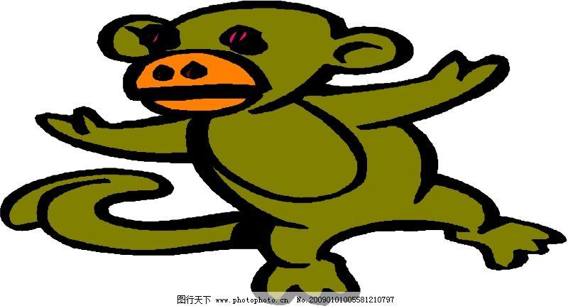 动物拟人化卡通0131