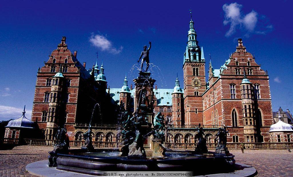 丹麦风景 丹风景 丹麦老城 古典建筑 欧式建筑 旅游摄影 国外旅游