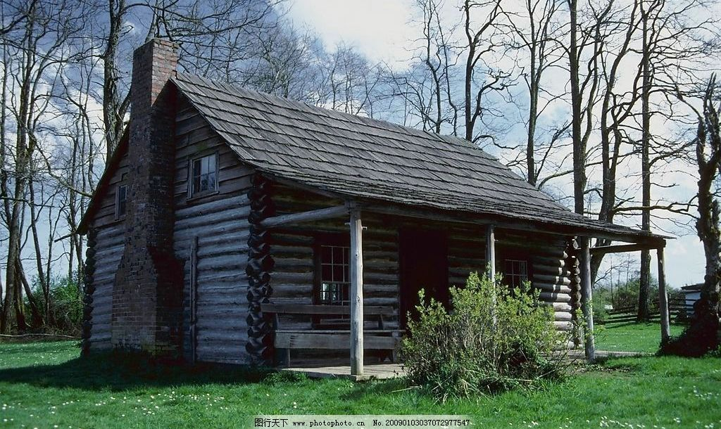 古老房屋图片