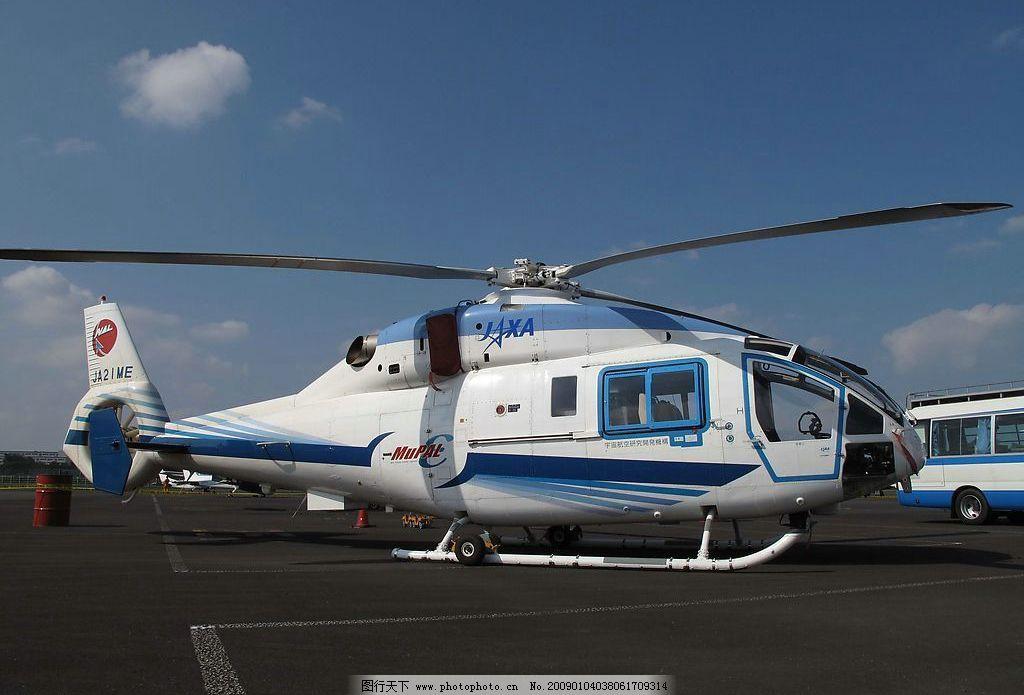 直升机 直升 飞机 天空 白云 现代科技 交通工具 摄影图库 96dpi jpg