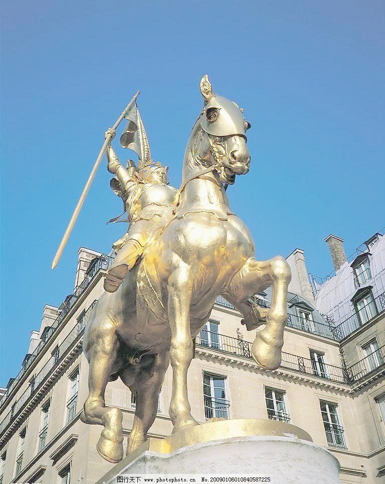 欧式雕塑图片_其他_装饰素材