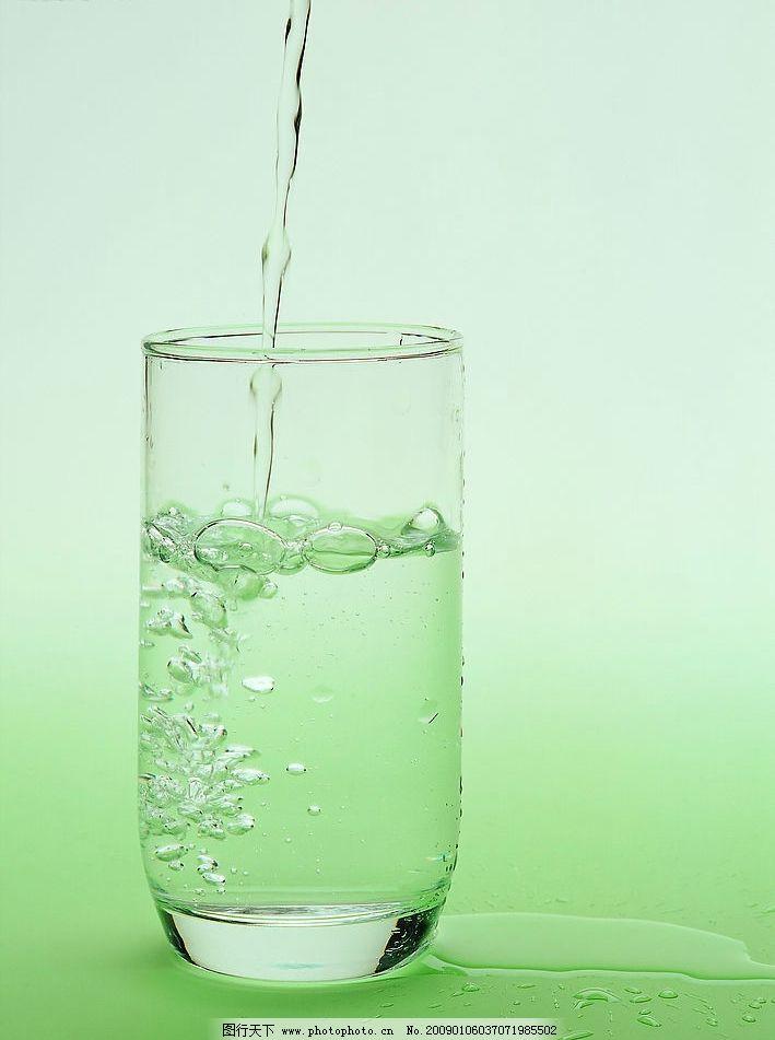 水滴和杯子 水纹 杯子 高清晰 水滴特效     其他 图片素材 摄影图库