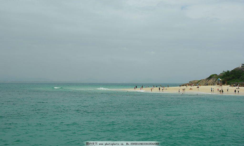 蜈支洲 海南 沙滩 海浪 美景 海南岛 旅游摄影 国内旅游 摄影图库 72