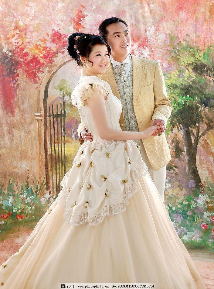 婚纱 婚纱样照 样照 结婚 美女 时尚 人物图库 人物摄影 摄影图库 300