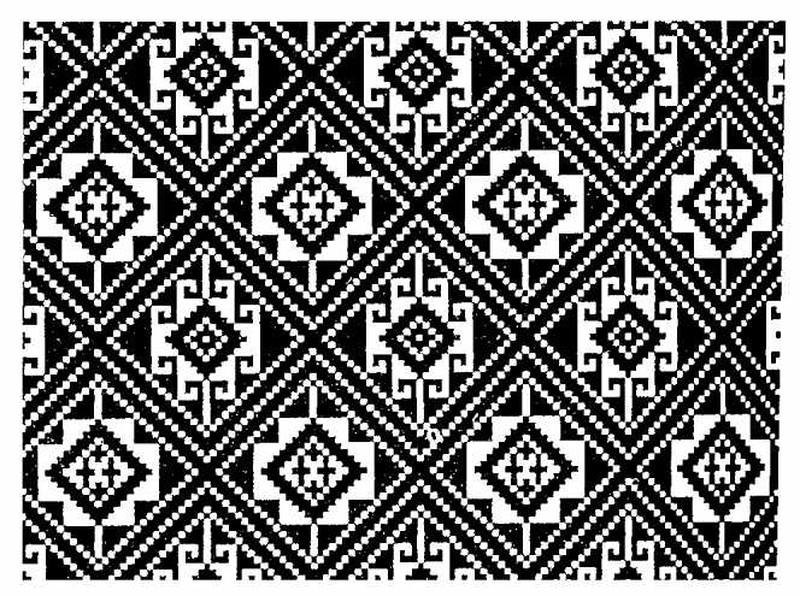 几何花纹0136