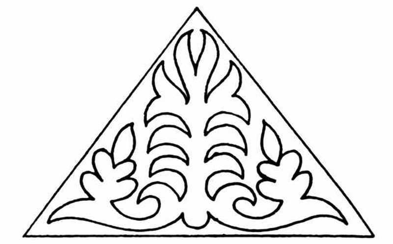 几何花纹0100_传统艺术_文化艺术_图行天下图库