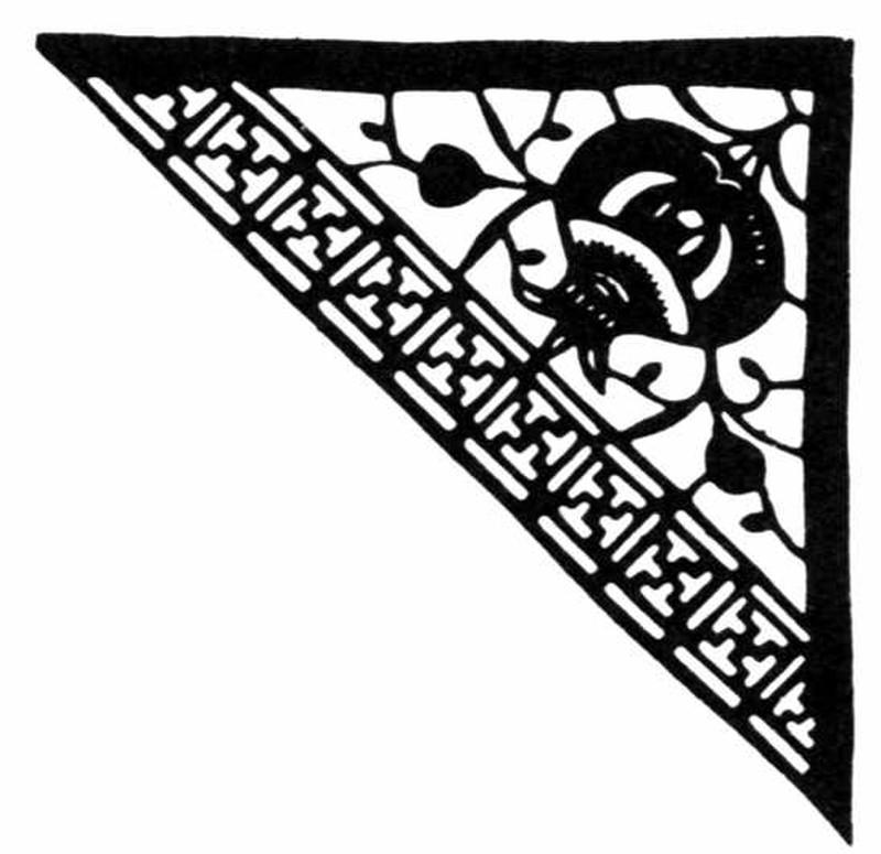 几何花纹0768