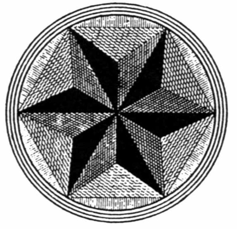几何花纹0018_传统艺术_文化艺术_图行天下图库