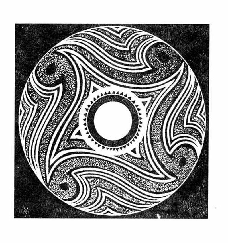 几何花纹0352_传统艺术_文化艺术_图行天下图库