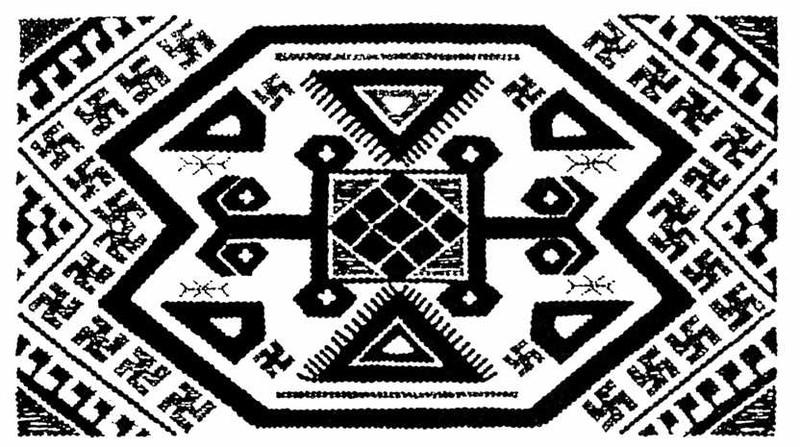 几何花纹0088