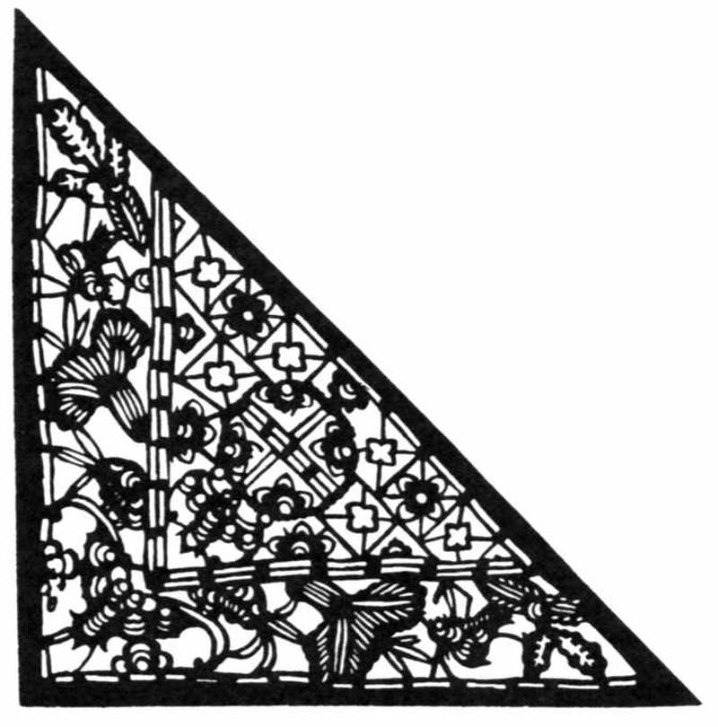 几何花纹0765