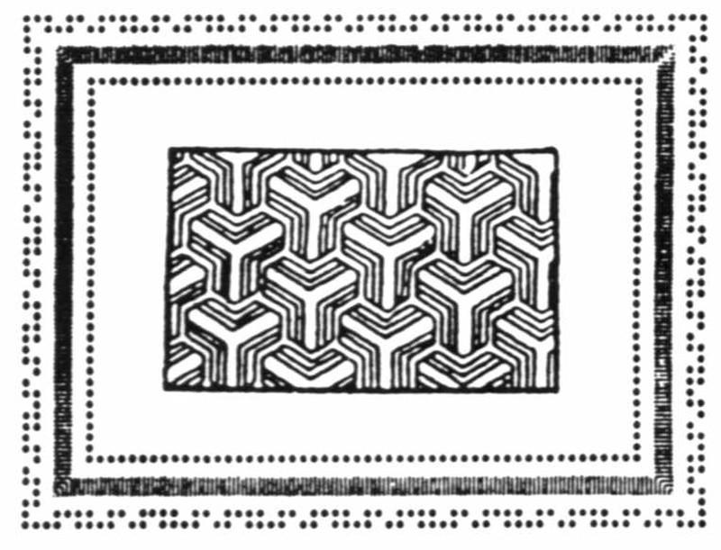 几何花纹0048