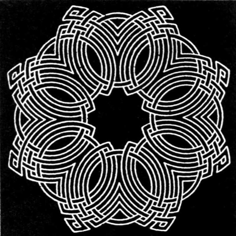 几何花纹0173
