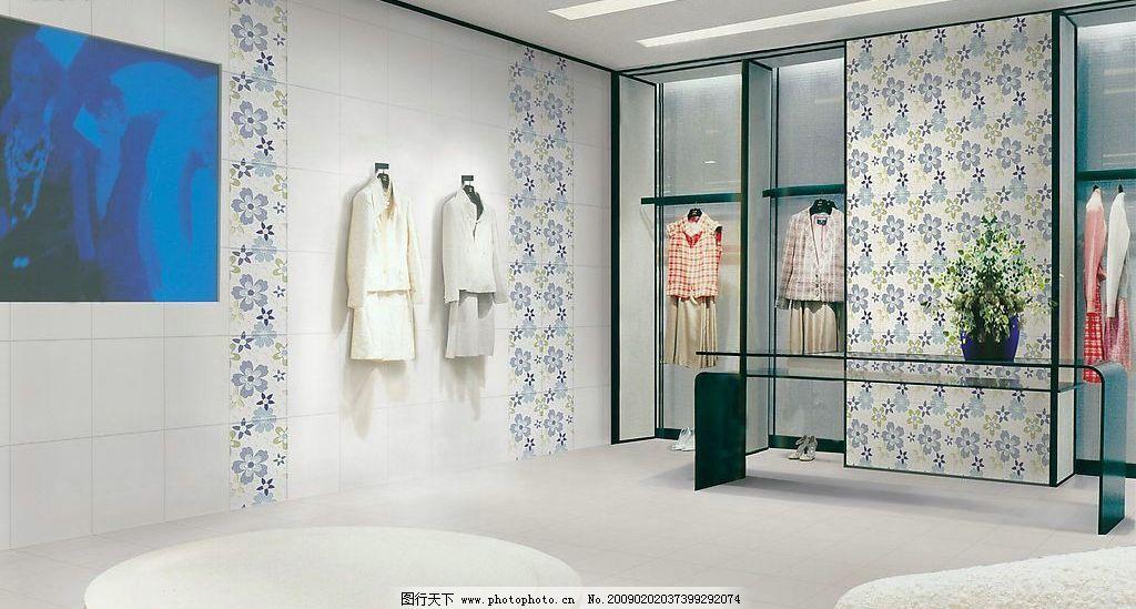 店面设计 商场店面设计 家居设计 壁橱 玻璃桌 生活百科 家居生活