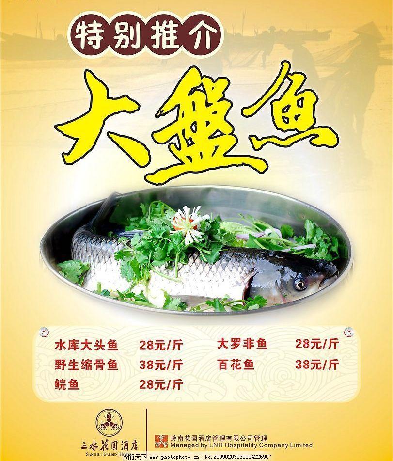 大盘鱼海报图片