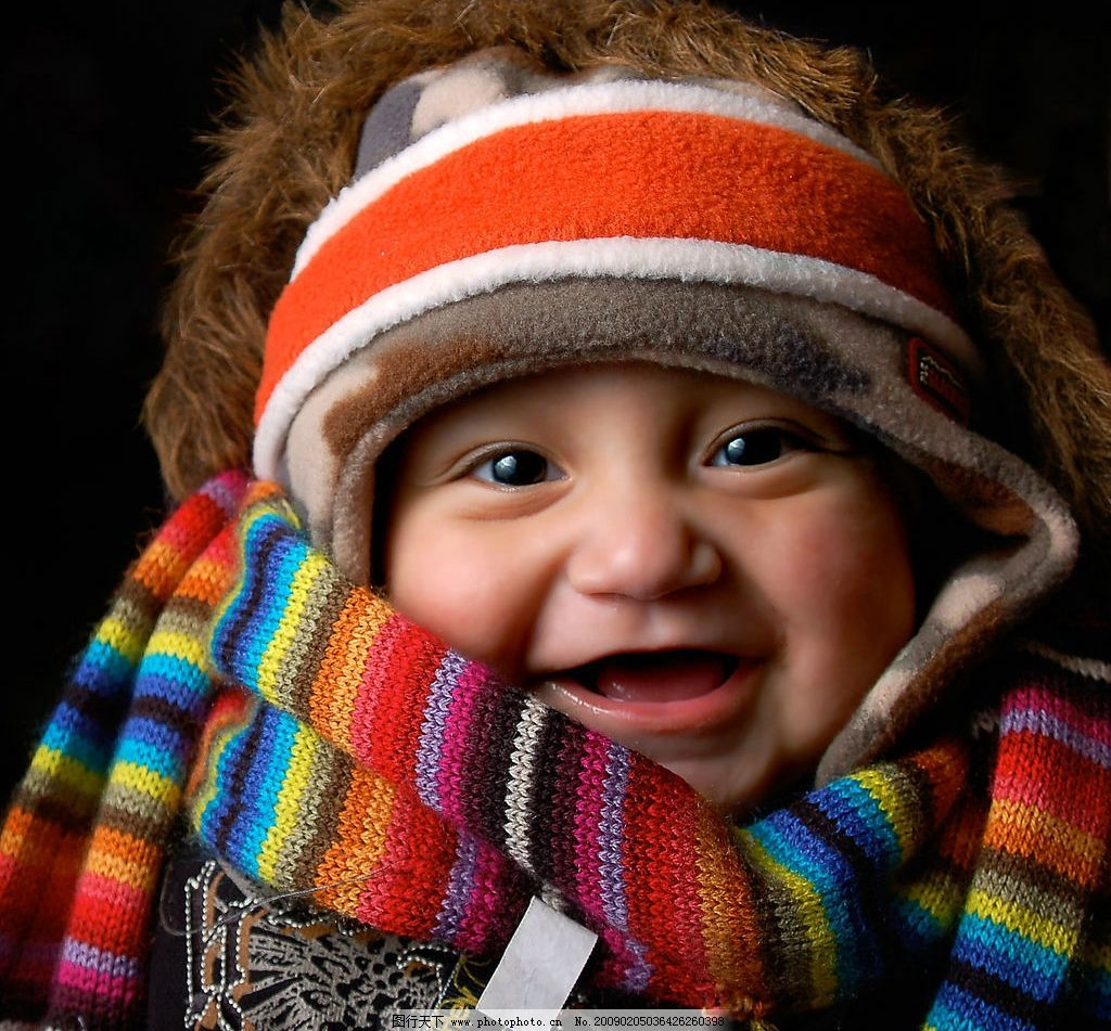 可爱的小孩精品摄影图片