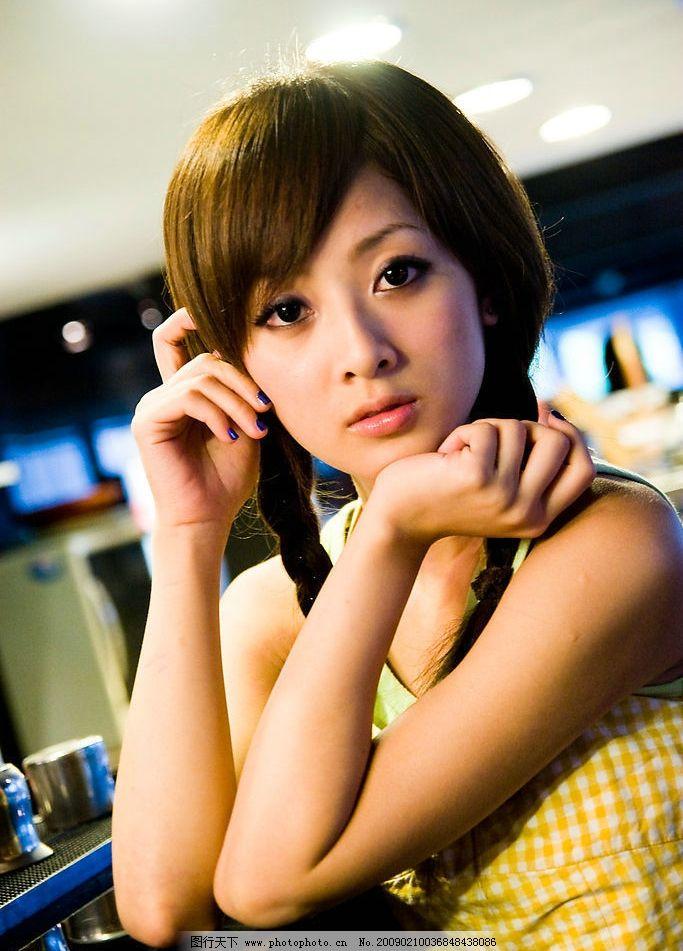 表情 小公主 清纯 活力 青春 甜美 可爱 可人 气质 人物图库 明星偶像