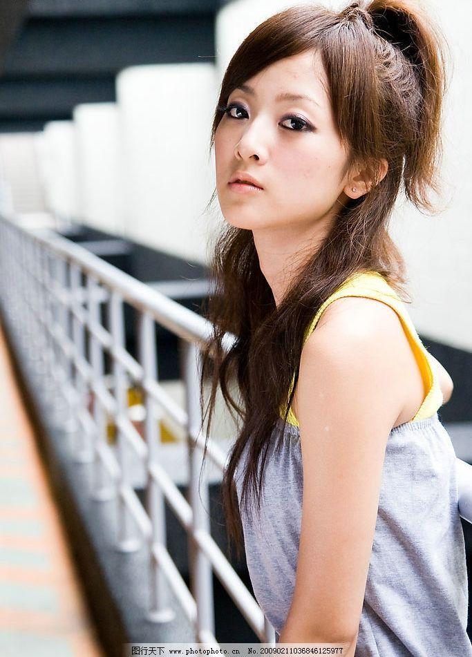 阳光 小公主 清纯 活力 青春 甜美 可爱 可人 气质 人物图库 明星偶像