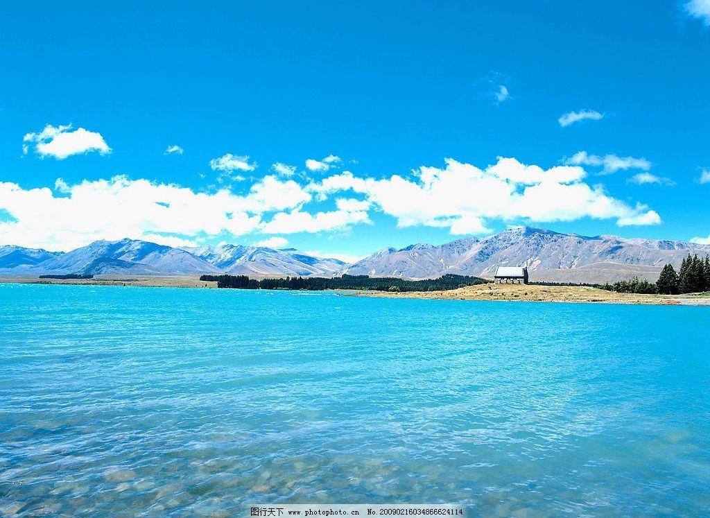 高清 蓝天 大海图片