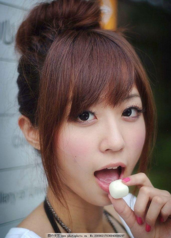 洪诗 台湾 美女 模特 清纯 可爱 时尚 清晰 漂亮 美丽 女生