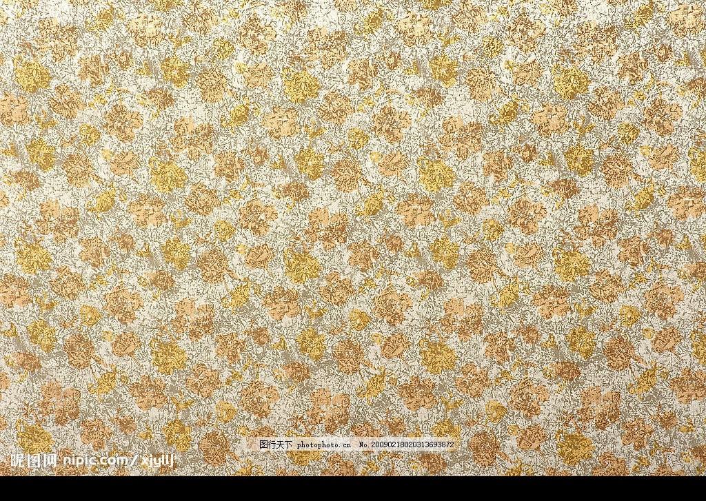 花纹 印花布 大提花 连续纹样 布艺