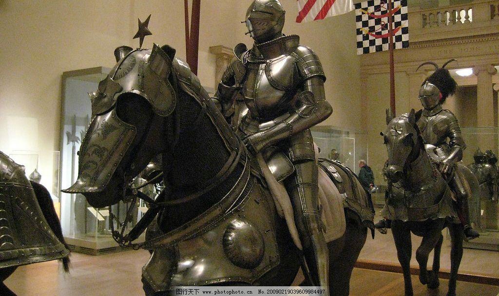 骑士 盔甲 欧洲 欧式 中世纪 古典 武士 战士 凯旋 胜利 庆典 列队