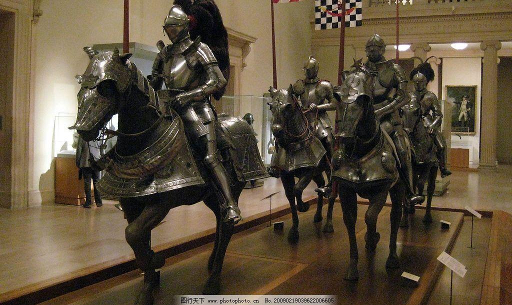 骑士 盔甲 欧式 中世纪 古典 武士 战士 凯旋 胜利 庆典 列队 队伍