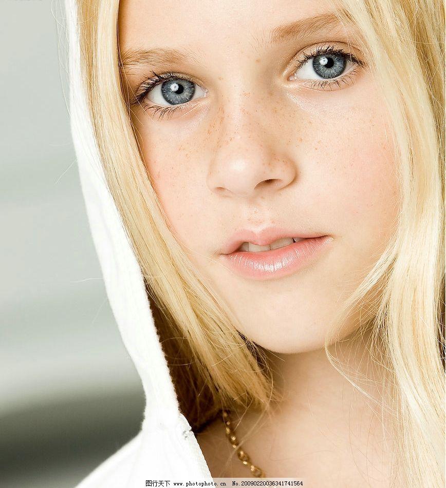 模特 外国小孩图片