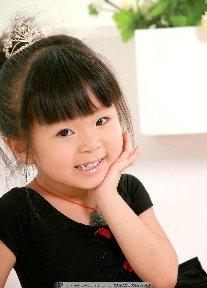 女孩图片,小美女 小公主 可爱 比林妙可漂亮 微笑-图
