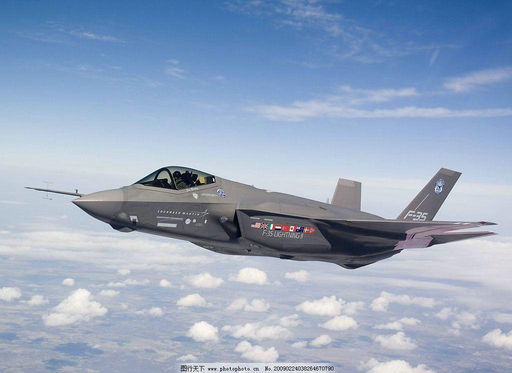 飞机 战斗机 f35 美国空军