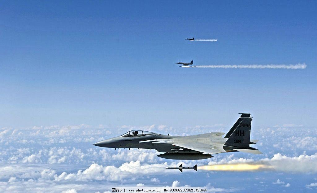 飞机图片_军事武器_现代科技