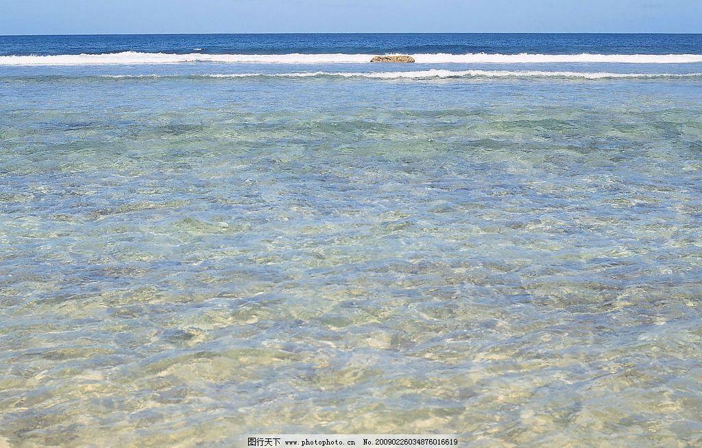 海边图片 自然风景 自然风光 自然景观 天空 海面 大海 海洋 波光粼粼