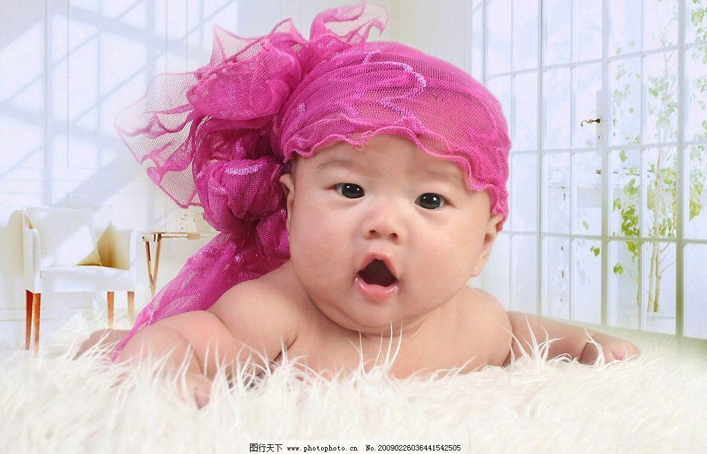 可爱宝宝 婴儿 宝宝 宝贝