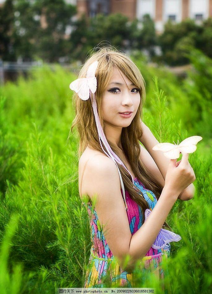 小芭 台湾 美女 模特 清纯 可爱 时尚 清晰 漂亮 美丽 女生