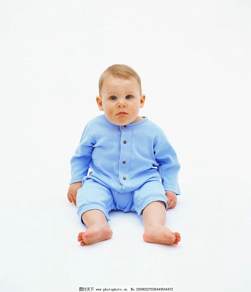 思考baby 婴儿 小男孩 可爱宝宝 摄影图库 人物图库 儿童幼儿 思考