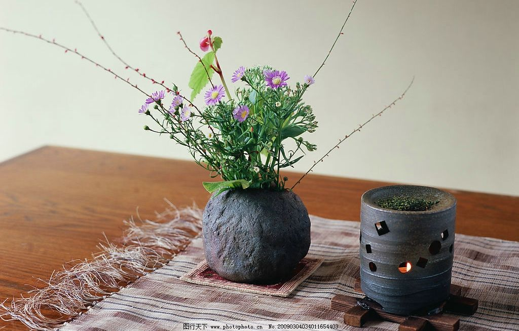 精巧可爱的花艺图片