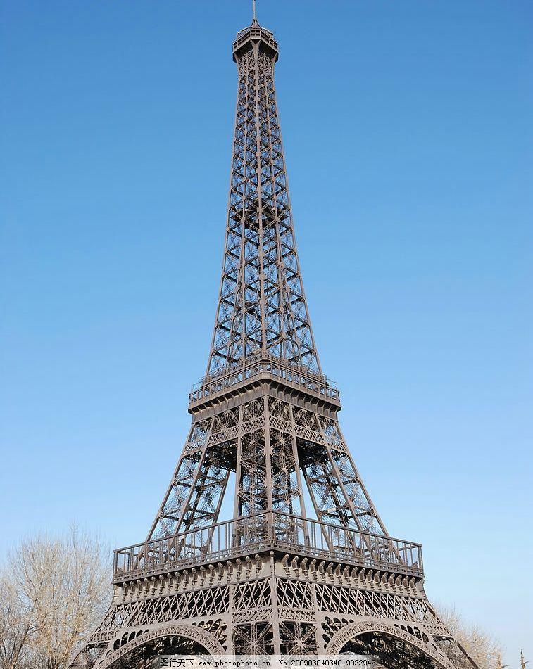 巴黎铁塔图片_国外旅游
