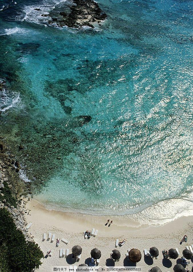美丽海滩 海滩 海 海边 自然景观 山水风景 摄影图库 300dpi jpg