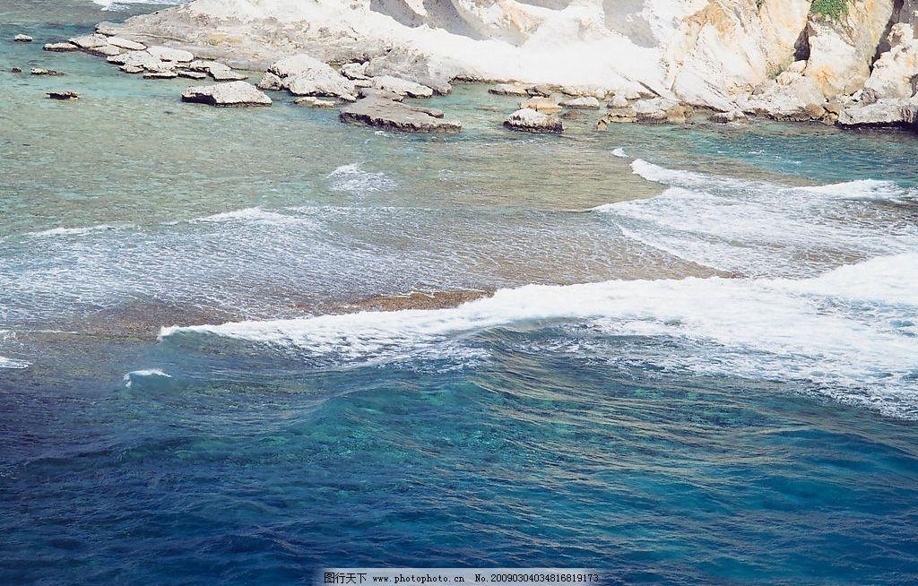 蔚蓝的海洋图片 自然风景 自然风光 自然景观 天空 海面 大海 海洋 蔚