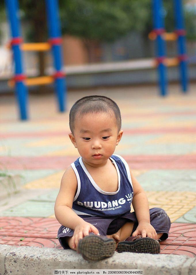小模特 小帅哥 美男 乖宝宝 童真 童趣 一岁 二岁 三岁 人物图库 儿童