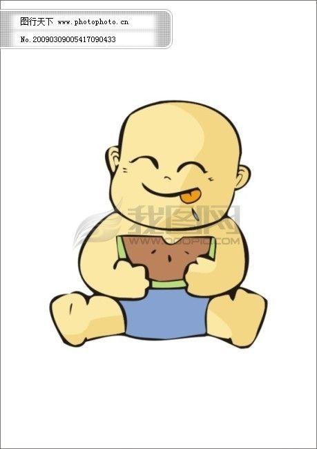 可爱 小孩 矢量孩子 好朋友 小孩 可爱 卡通 儿童 矢量图 矢量人物