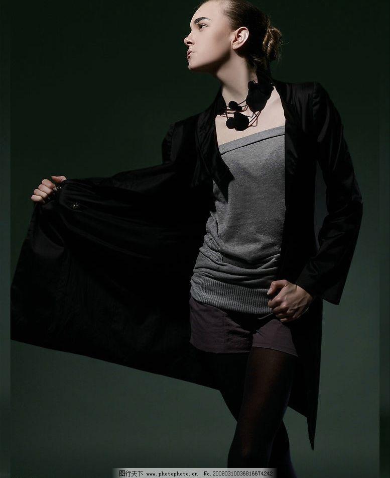 时装模特 模特 女模特