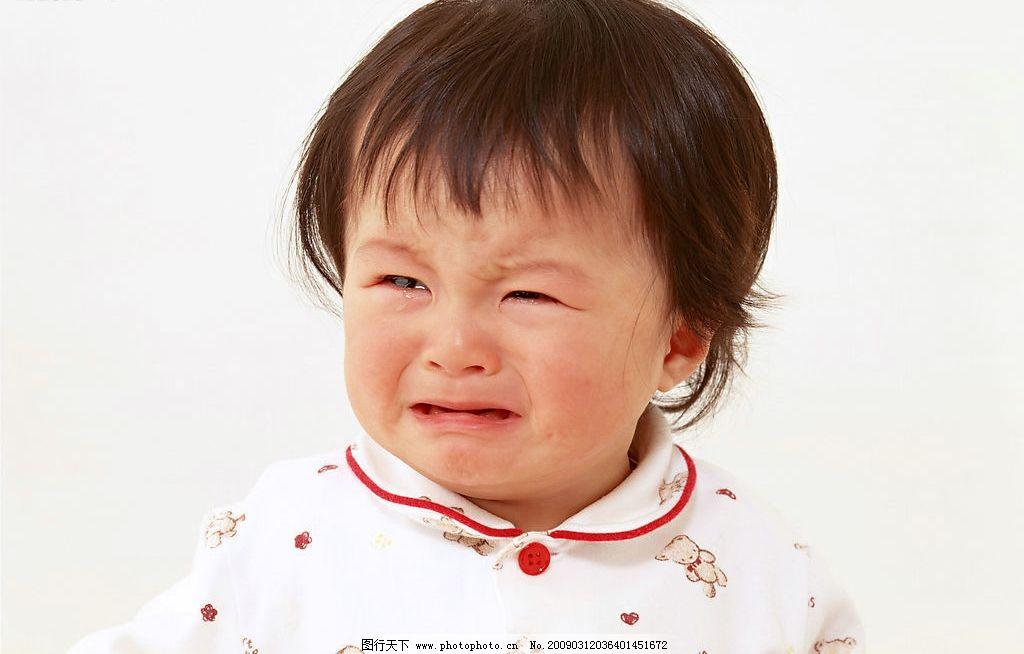 婴幼儿可爱 哭 可爱的小女孩 儿童摄影 儿童可爱表情 儿童动作