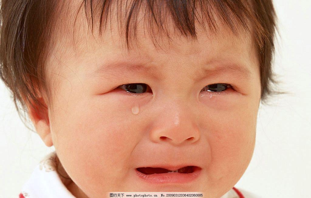 婴幼儿 可爱 哭 可爱的小女孩 儿童摄影 儿童可爱表情 儿童幼儿
