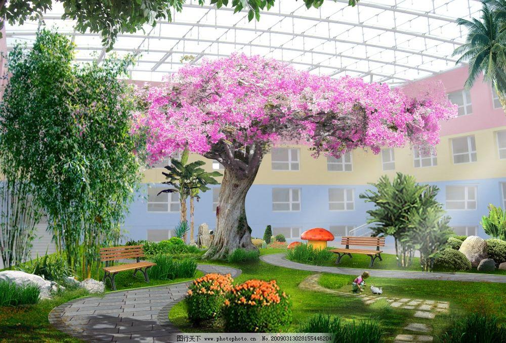 风景园林和环境设计专业里的景观设计是一个专业吗?图片