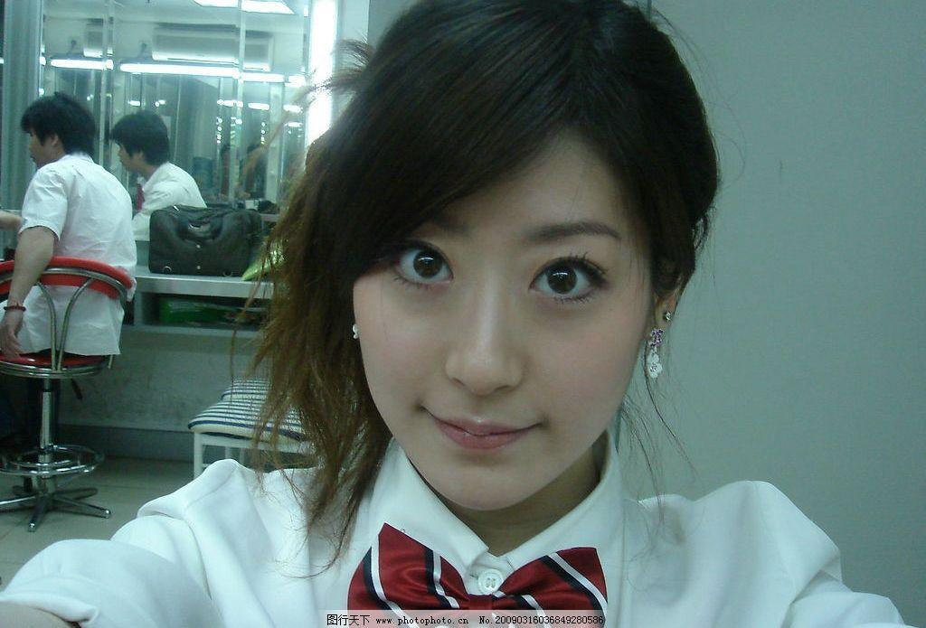陆湘湘 美女 模特 清纯 可爱 时尚 清晰 漂亮 美丽 女生 女孩