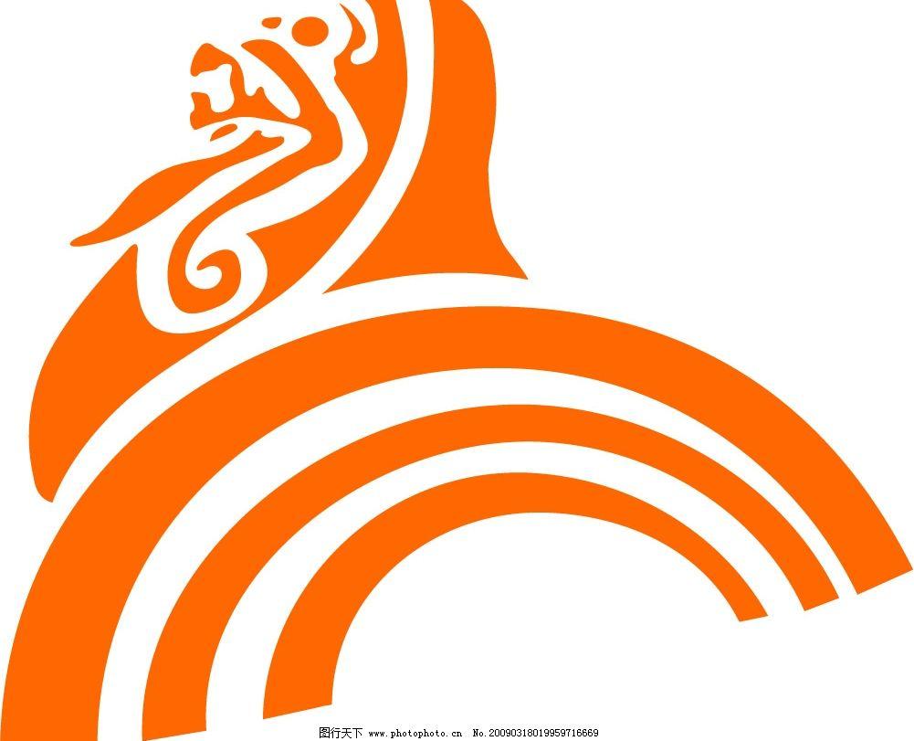 南京电视台台标 南京电视台矢量台标 南京电视台矢量logo 标识标志