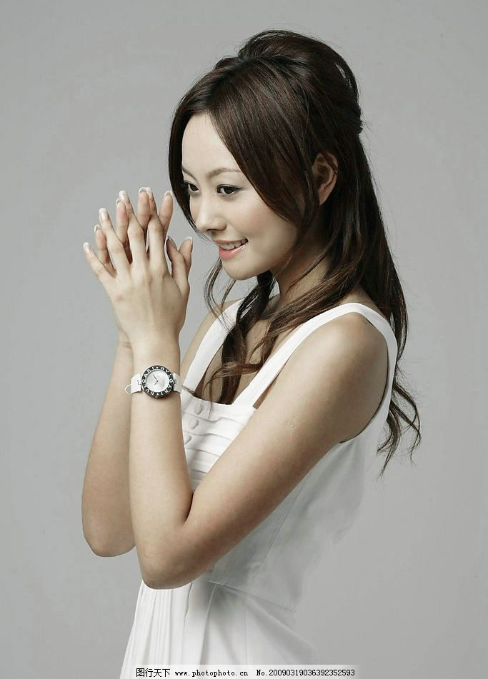 美女平面模特李婷超图片