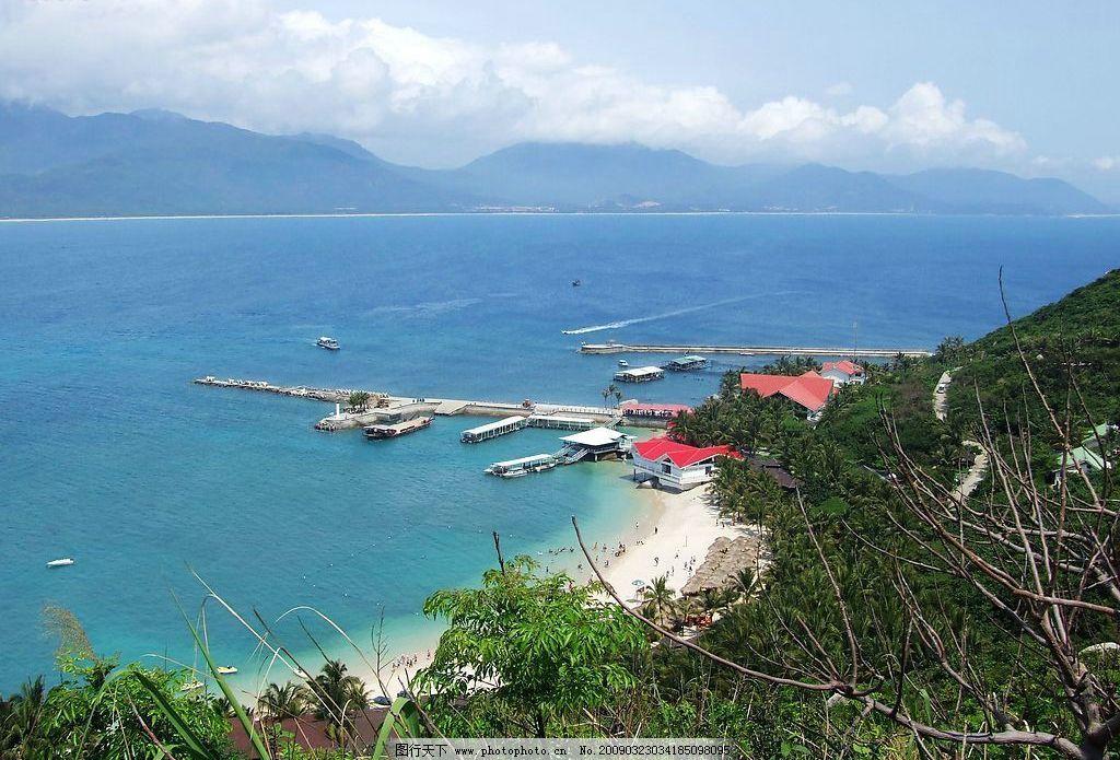 海南分界洲岛 海南 三亚 分界洲岛 沙滩 大海 旅游摄影 自然风景 摄影